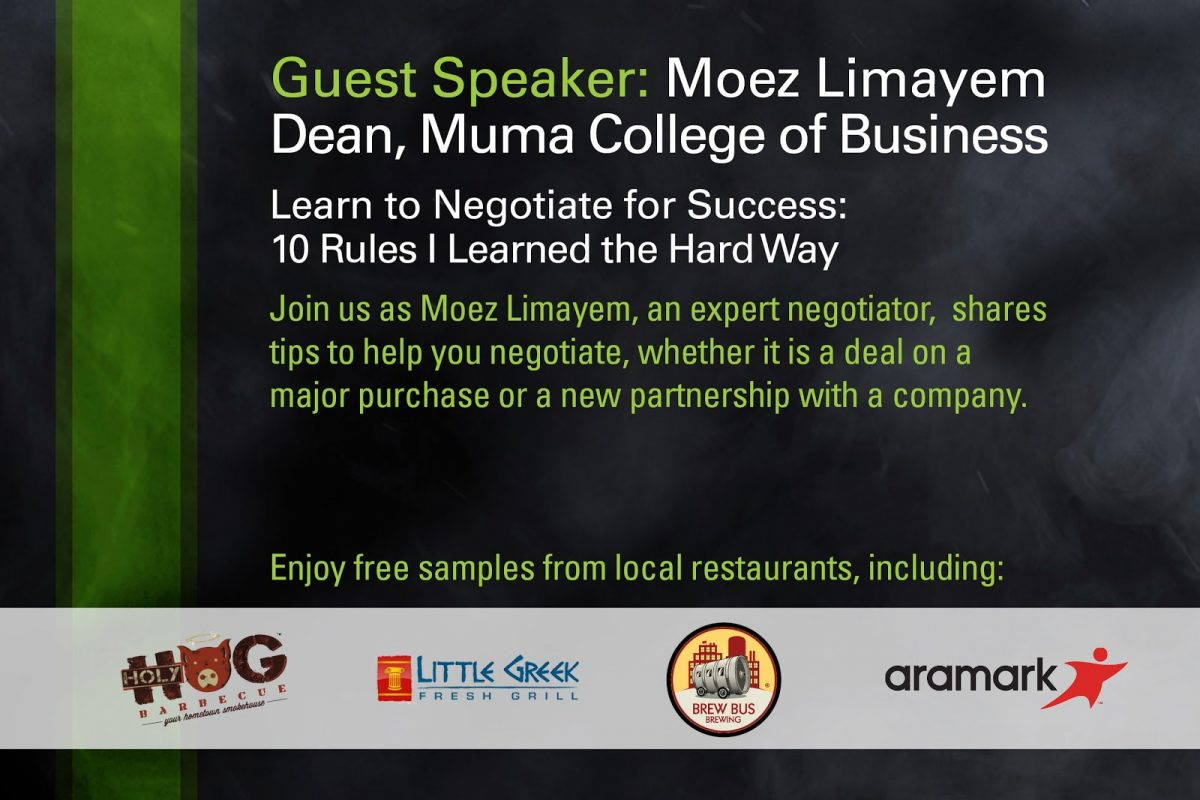 Display-only event – Muma College of Business Homecoming