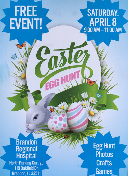 Display-only event – Easter Egg Hunt