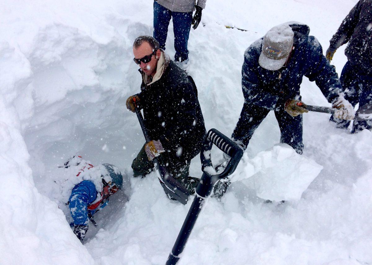 Avalanche Rescue Course