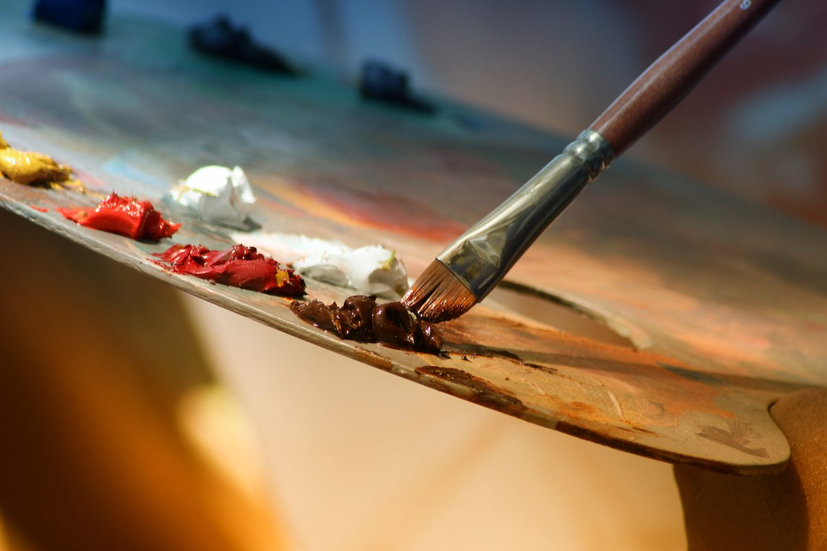 Community Event: Learn to Paint