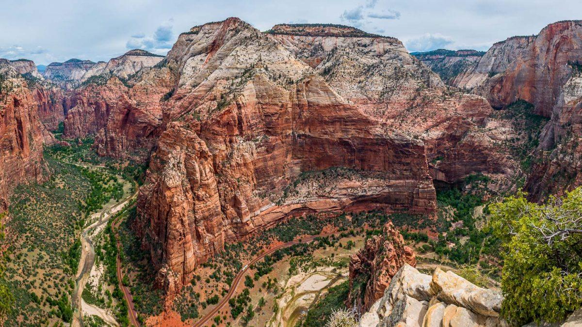 Tour of Zion National Park